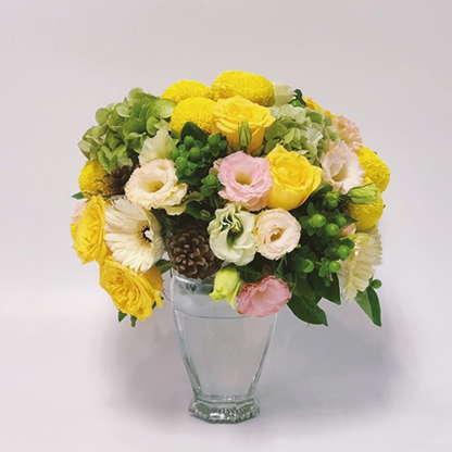 แจกันดอกไม้ Aileen