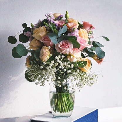 แจกันดอกไม้ Maelona