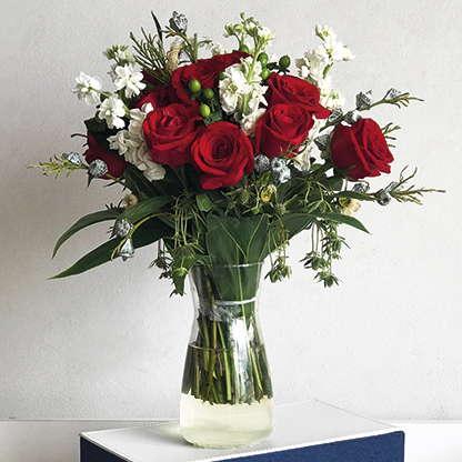 แจกันดอกไม้ Valtina