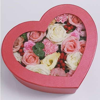 """กล่องดอกไม้วาเลนไทน์ """"Chereen"""""""