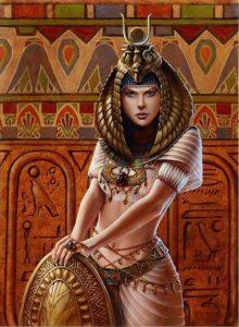 สัญลักษณ์วันแม่ของประเทศอียิปต์