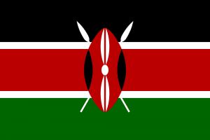 ธงชาติเคนย่า