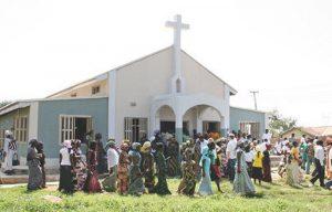 โบสถ์ชาวไนจีเรีย